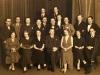 Grupa artystów zespołu Wesołej Lwowskiej Fali, 1934, fotografia