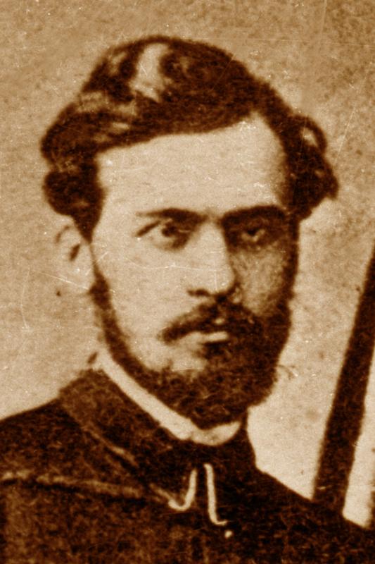 Bronisław Szwarce, więziony 1862-1863