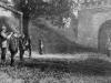 Egzekucja na stokach Cytadeli podczas okupacji niemieckiej
