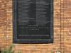 Tablica memorialna w Bramie Straceń