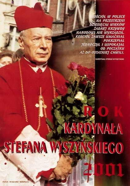 R. Rzepecki (fot.), Rok kardynała Stefana Wyszyńskiego
