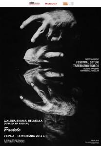 Pastele-plakat Natalii Roszkowskiej