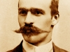 Józef Piłsudski, więziony w 1900 r.