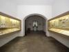 Fragment ekspozycji poświęcony budowie Cytadeli i  pierwszym więźniom