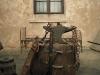 Kuźnia w X Pawilonie, w której zakuwano więźniów w kajdany