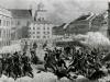 Masakra manifestacja na Placu Zamkowym 8 IV 1861