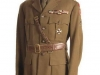 Mundur wojskowy płk. Tadeusza Andersa z okresu II wojny światowej z odznakami Polskich Sił Zbrojnych na Zachodzie