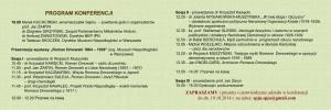 Zaproszenie. DMOWSKI.2 Sejm