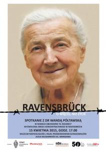 plakat dr Półtawska