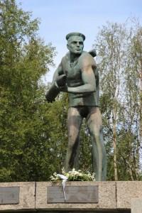 pomnik marynarzy ORP Grom