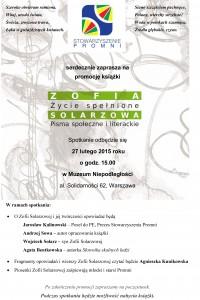 Zaproszenie promocja